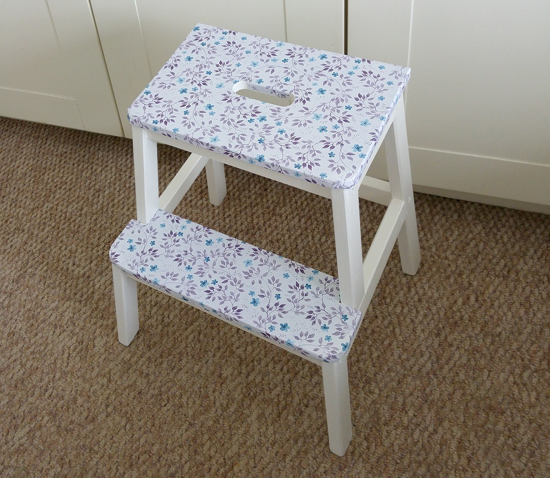 Terrific Rescuing Ikea Step Stool Random Acts Of Diy Unemploymentrelief Wooden Chair Designs For Living Room Unemploymentrelieforg
